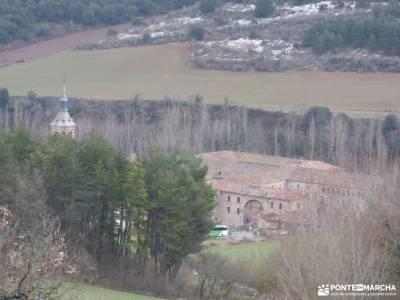 Rioja Alta-Yuso,Suso-Ezcaray-Nájera; rutas senderismo cercedilla nacimiento del jucar viajes de ver